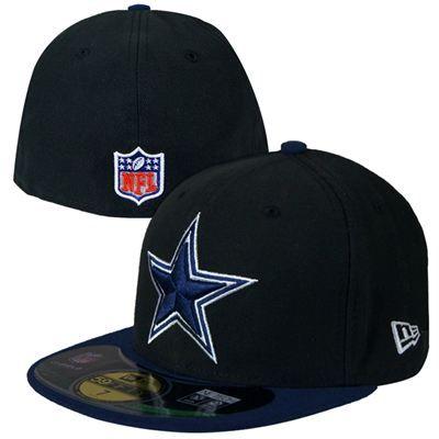 Dallas Cowboys NFL Thanksgiving 59-Fifty Hat (Black)