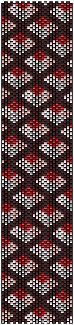 pencio - pattern peyote geometric