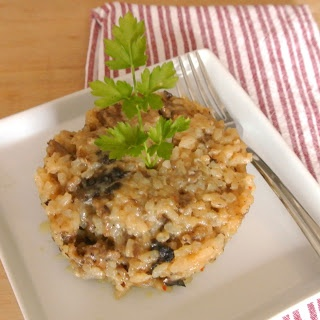 Italian Sausage and Mushroom Risotto   Food to Try   Pinterest