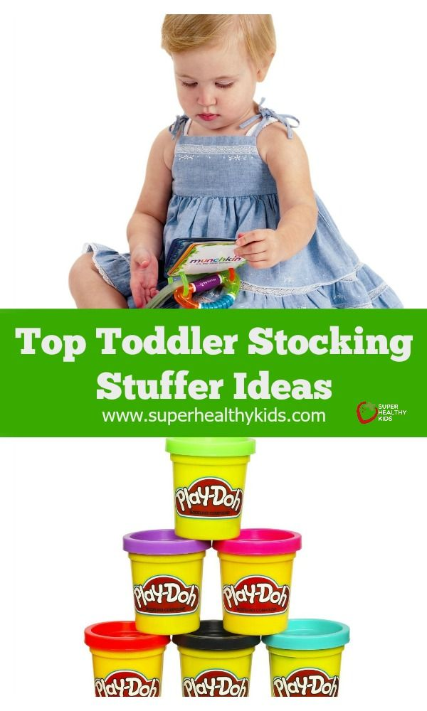 Top Stocking Stuffers For Your Healthy Toddler In 2015