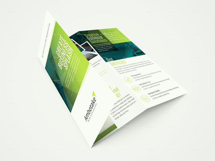 94 best brochure design template images on Pinterest Templates - free pamphlet templates