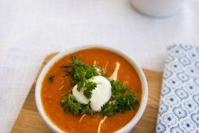 Bell pepper soup from veggis.samaraga.com