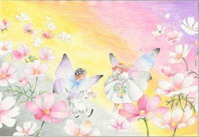 花響(はなゆら) ギャラリー(塗り絵)