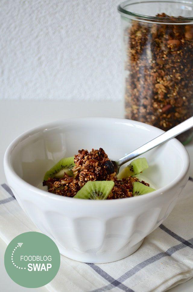 Granola met Quinoa