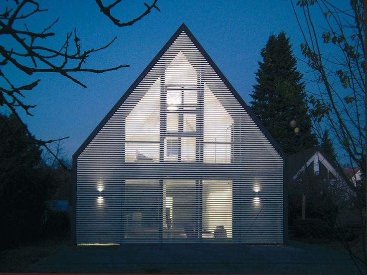 Erweiterung Wohnhaus Münche Laim Haack Höpfner