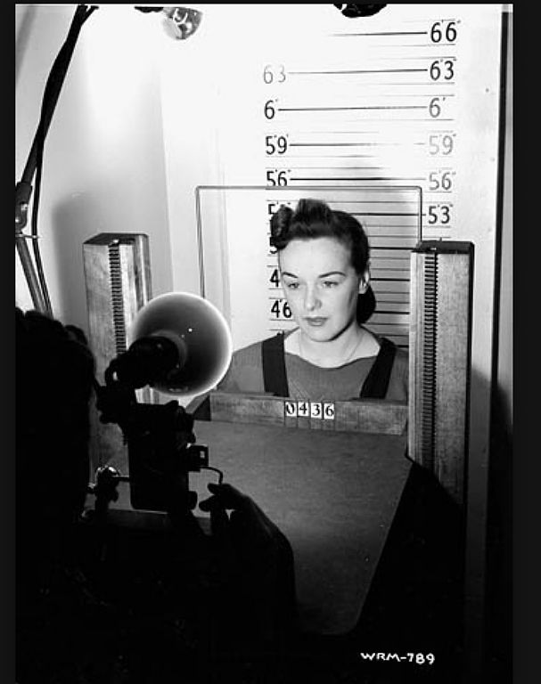 "Rosie the Riveter from Canada  the ""Bren Gun Girl"""
