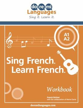 About the CD - Teaching French through SongOriginal songs featuring students from Acadmie Lafayette. Catchy and enjoyable to listen to, these 14 songs can easily complement a traditional classroom lesson or serve as a fun activity at home or on the go!
