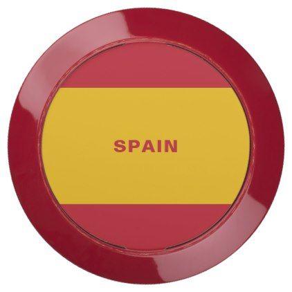 Best 25 spain flag ideas on pinterest flag in spanish spanish spain flag usb charging stations cyo customize design idea do it yourself diy solutioingenieria Image collections