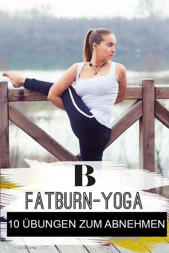 Abnehmen mit dem neuen Fatburn-Yoga – Sandra Evers