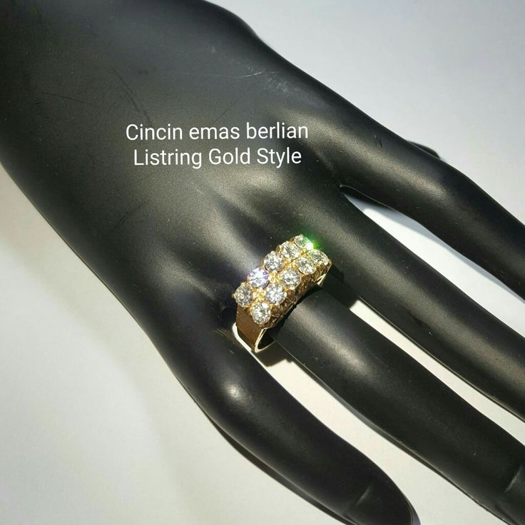 New Arrival🗼. Cincin Emas Berlian Listring Gold Style💍💎.   🏪Toko Perhiasan Emas Berlian-Ammad 📲+6282113309088/5C50359F Cp.Dewi👩.  https://m.facebook.com/home.php  #investasi #diomond #gold #beauty #fashion #elegant #musthave #tokoperhiasanemasberlian