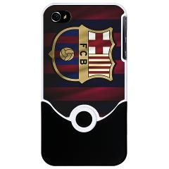 FC Barcelona Best Logo for iPhone 4 Slider Case  New - Latest Design I Phone  smartcase