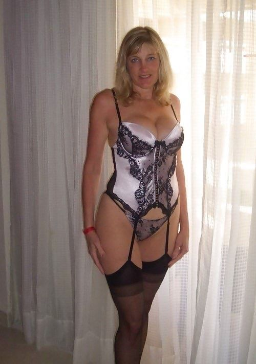 Pin On Uk Mature Lingerie Stocking Models-2834
