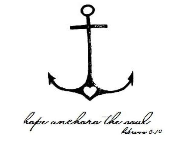 Hebrews 6:19 love this anchor