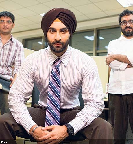 Ranbir Kapoor... has never looked so good <3. JK he's always hot, but even more so now ;)