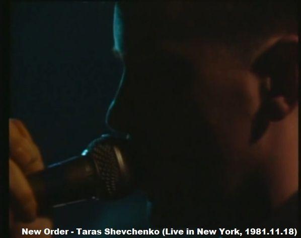 New Order live at The Ukranian National Home, New York City November 18 1981 [Video] #neworder
