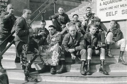 Skinheads in the 70s