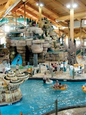 ohio water parks..            Kalahari indoor waterpark..