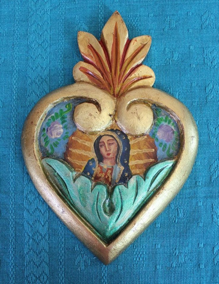 105 best guadalupe images on pinterest mexican crafts for Our lady of guadalupe arts and crafts