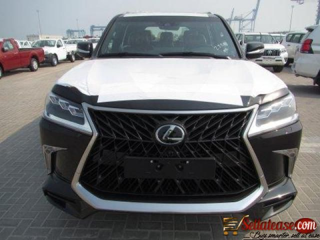Pin On Brand New 2020 Lexus Lx570 For Sale In Nigeria