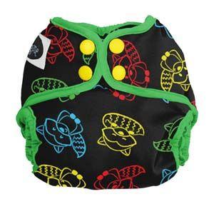 Imagine Baby Cloth Diaper Covers Hook & Loop closure - Cloth Diapers Canada