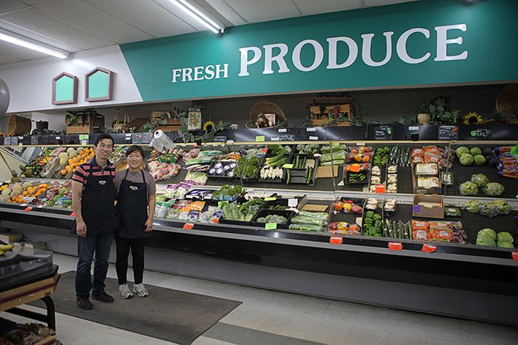 Fresh produce from the new owners of the Legal Supermart in Legal, AB.