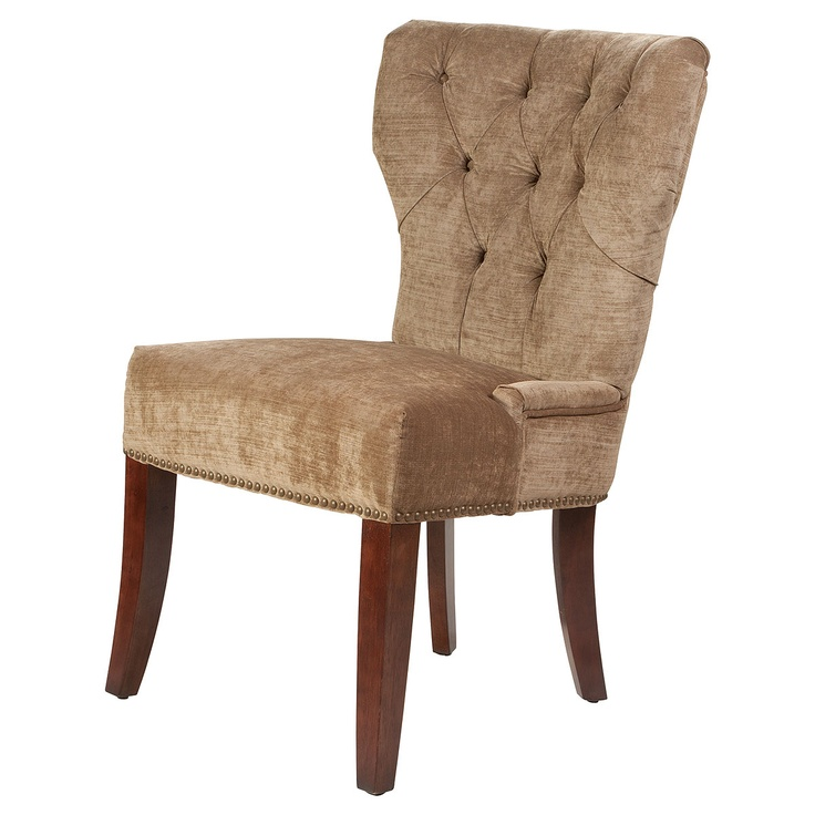 Grace Dining Chair 88polyester 9nylon 23 W X 27