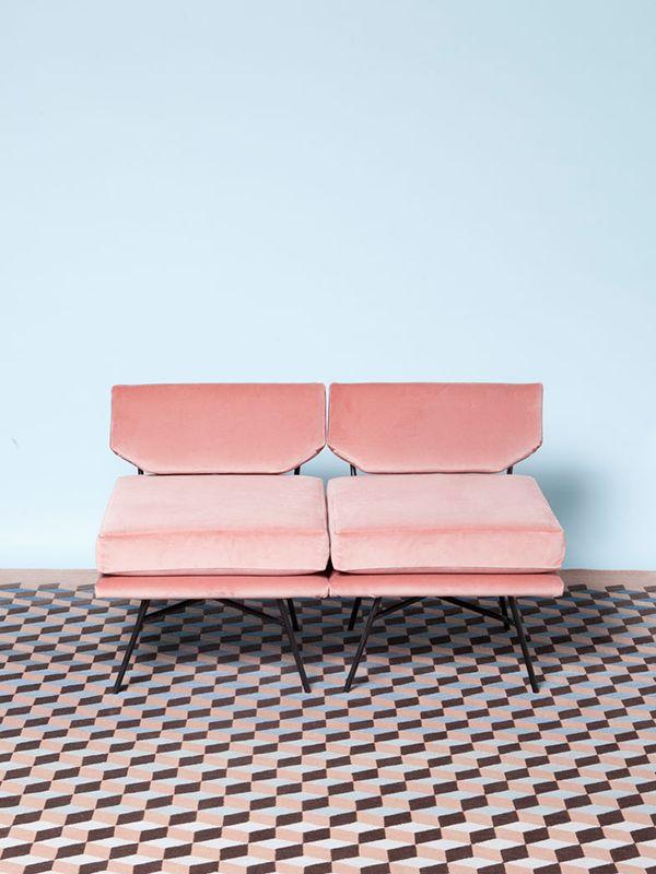 Sissy-Boy Inspiration | Image Via: Myunfinishedhome #design #interiordesign #accent
