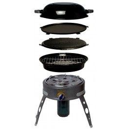 CADAC Safari Chef Portable Camping Grill Review