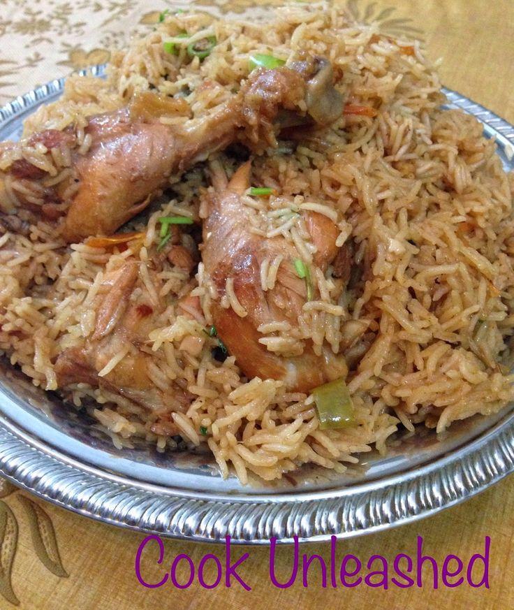 Cook Unleashed: Punjabi Chicken Pulao