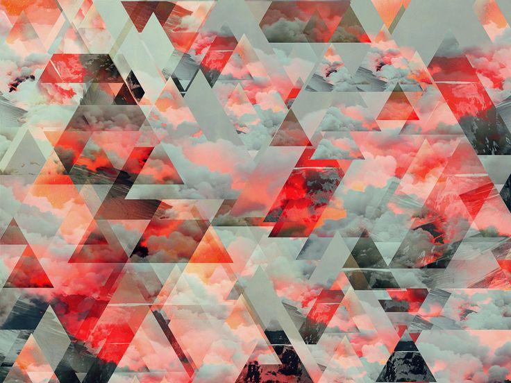 Wonderland collection  fashion design Zuzana Kedronova, prints Filip Aura)