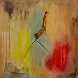The Dancer - Katherine Scrivens