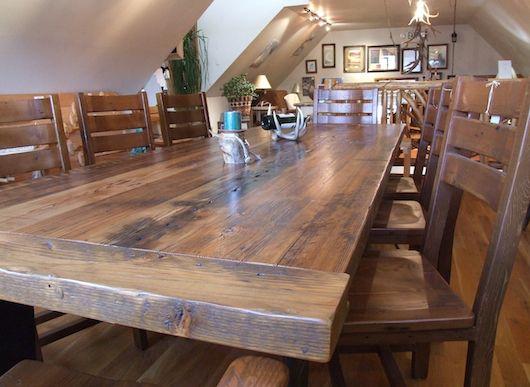 Custom Handmade Reclaimed Wood Furniture Sandpoint Idaho. 126 best FURNITURE Rustic Western Country images on Pinterest