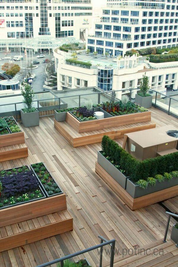 City Garden Design Ideas: 1000+ Images About Roof Terraces On Pinterest