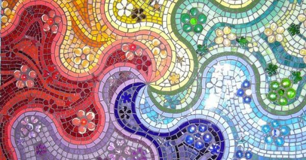 Mosaic Ideas For Beginners | Mosaic Patterns to Die For | artiesforsmarties
