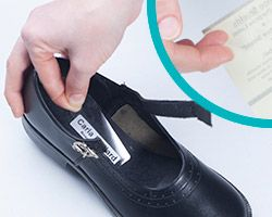 Ever lost a show? Don't be Cinderella, label all of your school items http://labels4school.co.uk/order-your-labels-online
