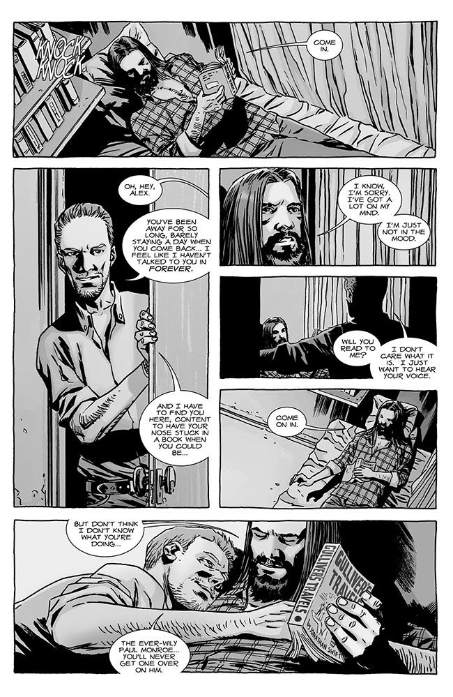 Walking Dead introduces gay Jesus in 2015:  Walking Dead creator Robert Kirkman dismissed rumors that Daryl is gay on the Talking Dead with host Chris Hardwick. The debate began after he suggested the possibility in the letters page of the comic book. When pressed on the show about Daryl's sexuality, Kirkman clarified that he was merely saying AMC was not against the idea. However, they will be introducing Jesus, who is gay…
