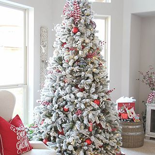 Best 25 9 Foot Christmas Tree Ideas On Pinterest 9ft Christmas  - Artificial Christmas Tree 9 Ft