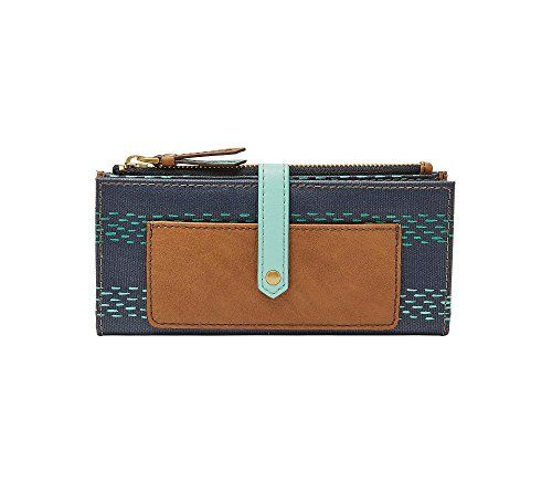 Statement Clutch - Blue Window by VIDA VIDA NEIg7u9PU