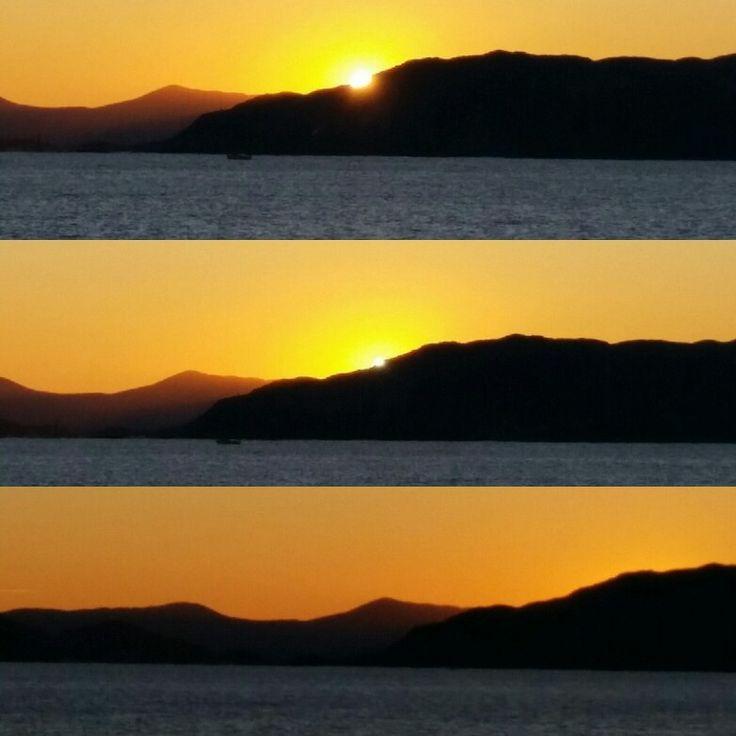 Sunset 030116