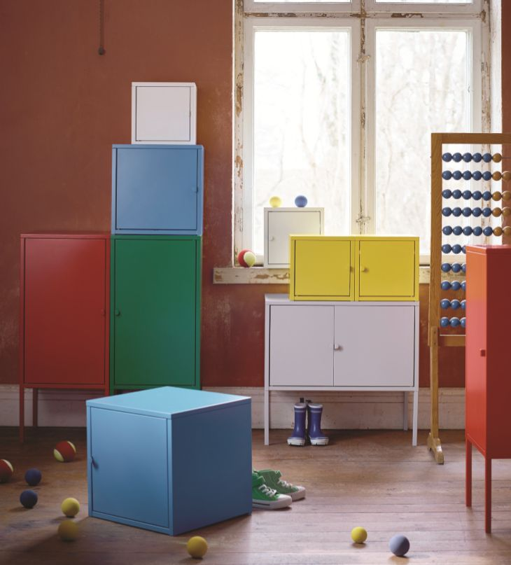 #8: LIXHULT Cabinets — Top 10 Favorite New IKEA Products Countdown