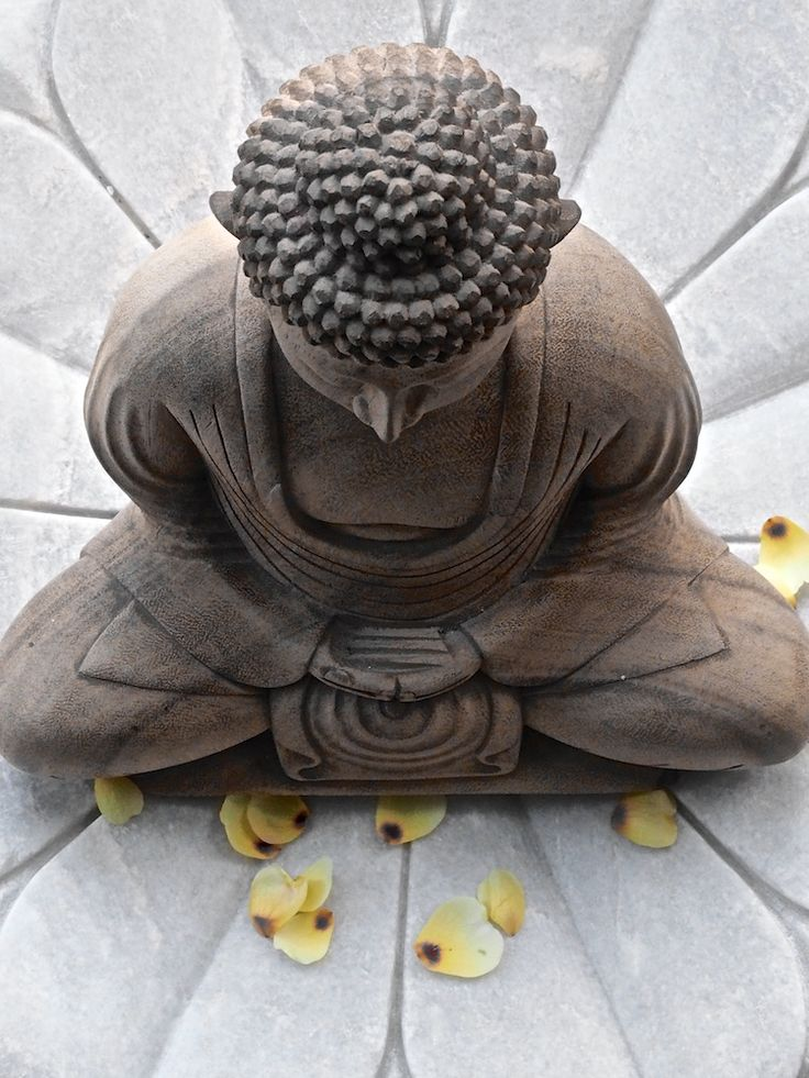 """""""Without knowledge action is useless and knowledge without action is futile.""""      ~ Abu Bakr  *Carved Wood Buddha   <3 lis"""