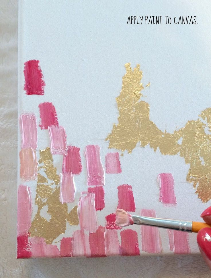 17 best ideas about diy canvas on pinterest diy canvas for Creating a mural