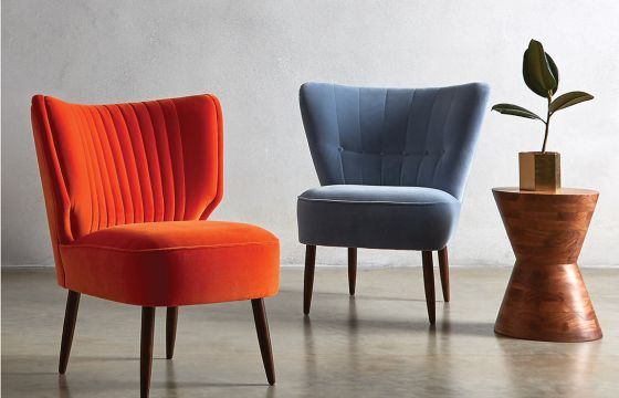 Top 10: compact armchairs for small spaces