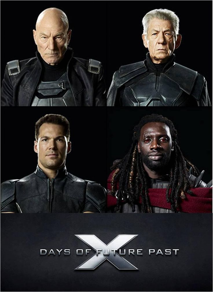 Se dan a conocer las primeras imagenes de #Xmen #DaysOfFuturePast/ Profesor X, Magneto y más.