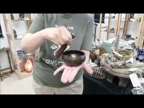 Tibetan singing bowls for sales on Amazon.com