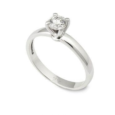 DIAMONDJOOLS μονόπετρο δαχτυλίδι λευκόχρυσο Κ18 με μισοκάρατο διαμάντι με διεθνή εγγύηση HRD   Μονόπετρα δαχτυλίδια ΤΣΑΛΔΑΡΗΣ στο Χαλάνδρι #brilliant #διαμάντι #μονόπετρο #δαχτυλίδι #λευκοχρυσο #monopetro