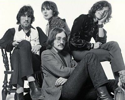 Traffic members from the West Midlands, England formed in April 1967 by Steve Winwood, Jim Capaldi, Chris Wood and Dave Mason.