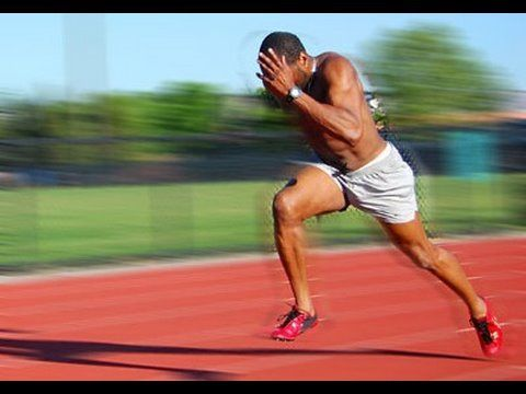 Sprinting Part 1: arms never pass eyes or pockets, power comes from shoulders, not pumping arms, learn forward before run, exhale every other pump, think about pulling the earth behind you
