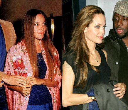 Marcheline Bertrand, Angelina Jolie's mom