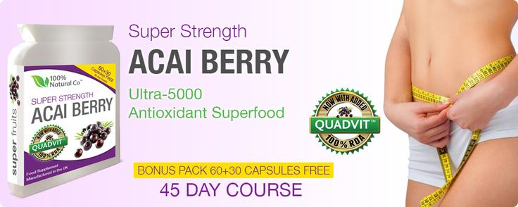My Super Fruits 100% Natural Company with the vast array of health and nutrition products on the market we know it's difficult to find a company that you can trust to provide you with only the finest products. Many users of Acai Berry find it can be helpful to combat against feeling run down, or repeatedly getting cough's and colds along with other viruses.